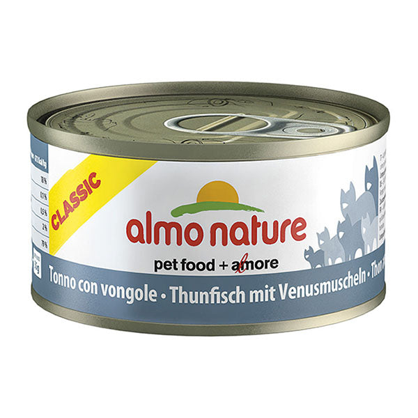 Almo Nature - Tuna & Clams (70g)