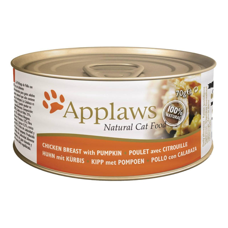 Applaws - Chicken & Pumpkin