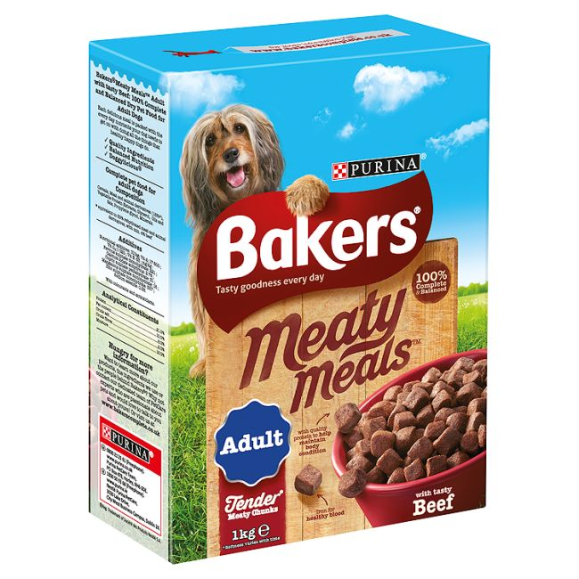 Bakers - Meaty Meals