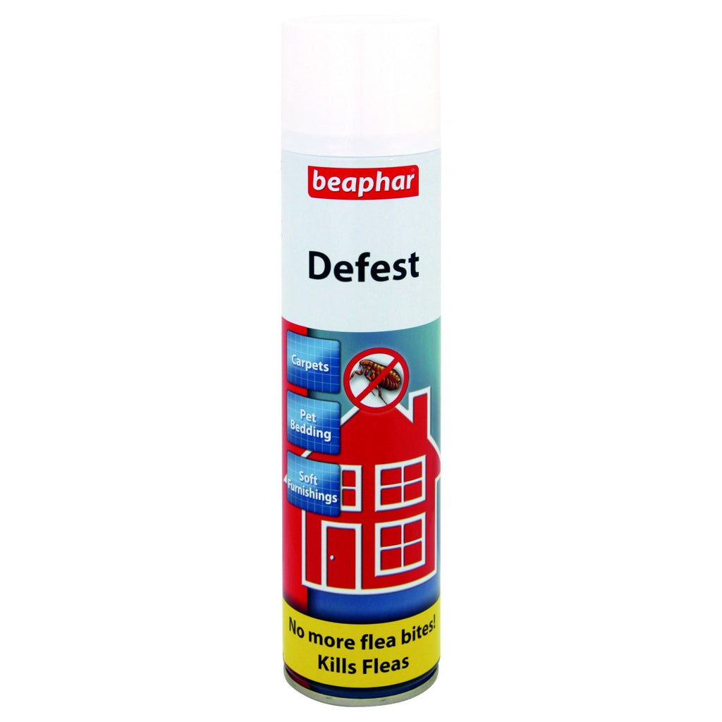 Beaphar Defest Flea Spray (400ml)