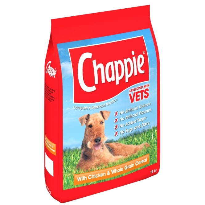 Chappie - Chicken and Cereal