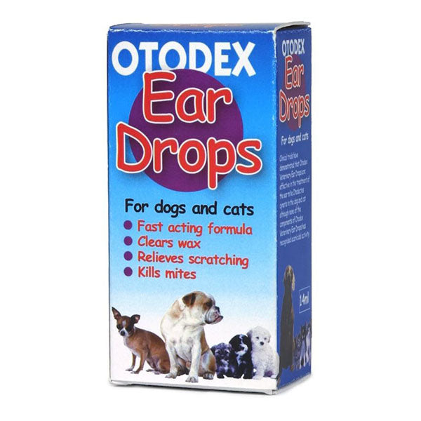 Otodex Ear Drops (14ml)