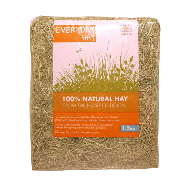 Every Day Natural Hay 1.5kg