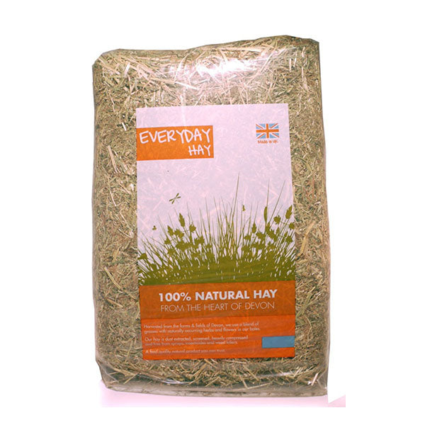 Every Day Natural Hay 4kg