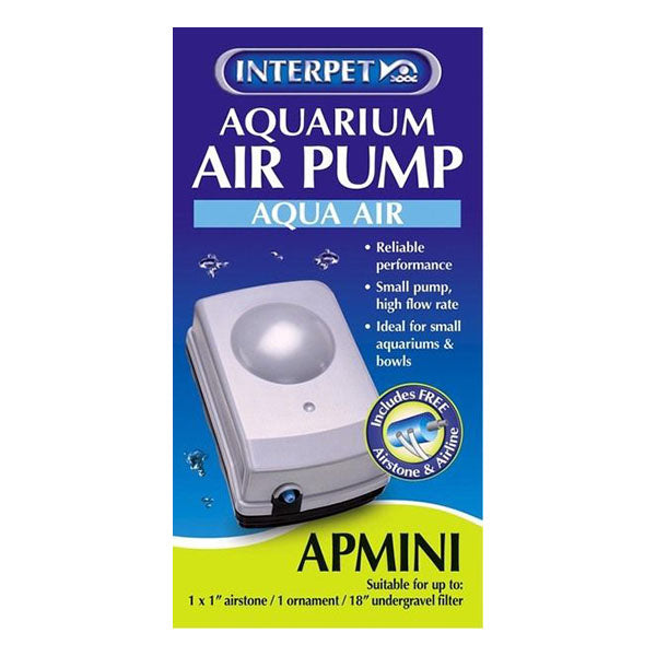 Interpet Air Pump AP Mini