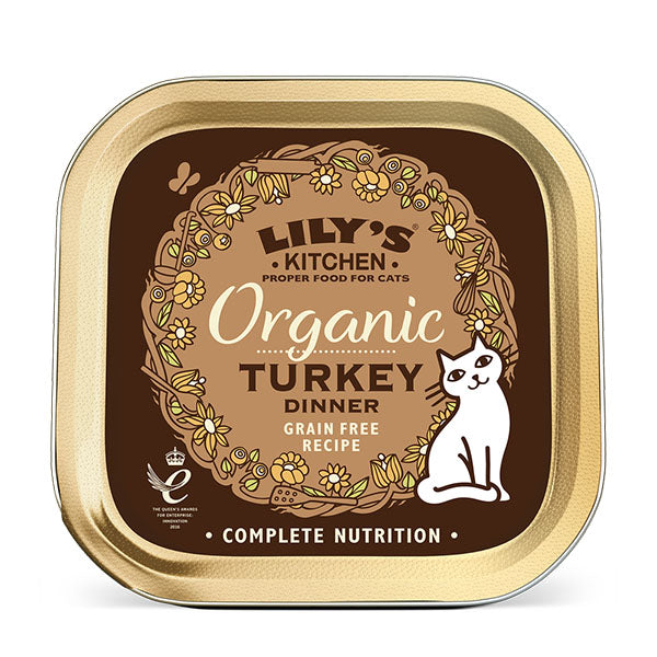 Lily's Kitchen Organic Turkey