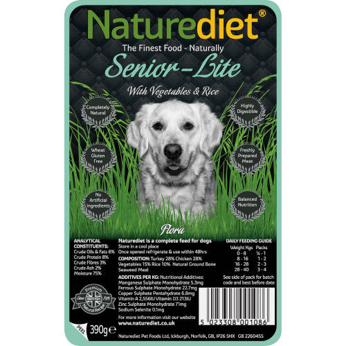 Naturediet Senior Light