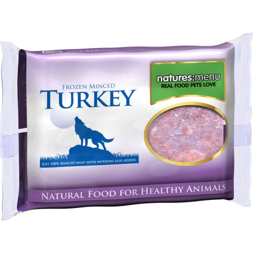 Natures Menu Turkey