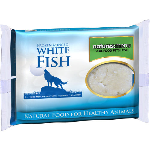 Natures Menu White Fish