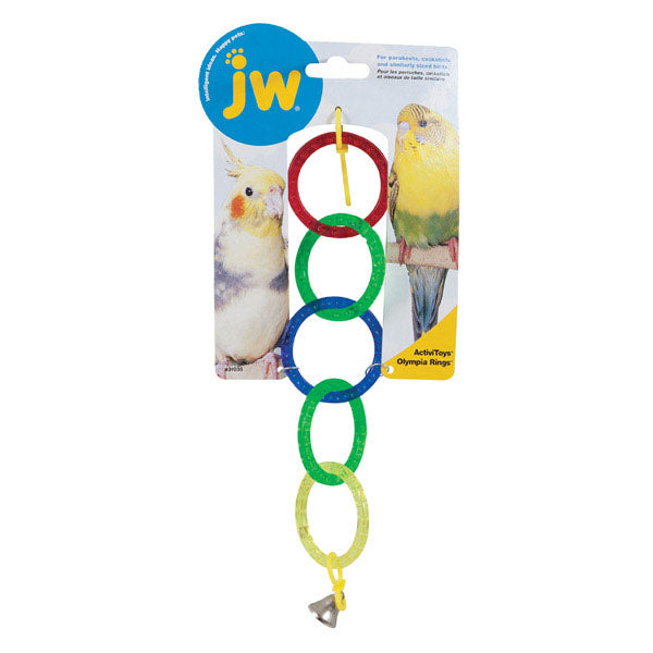 Olympia Rings	Bird Toy