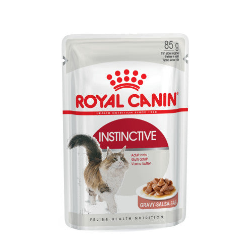 Royal Canin Health Nutrition Instinctive in Gravy