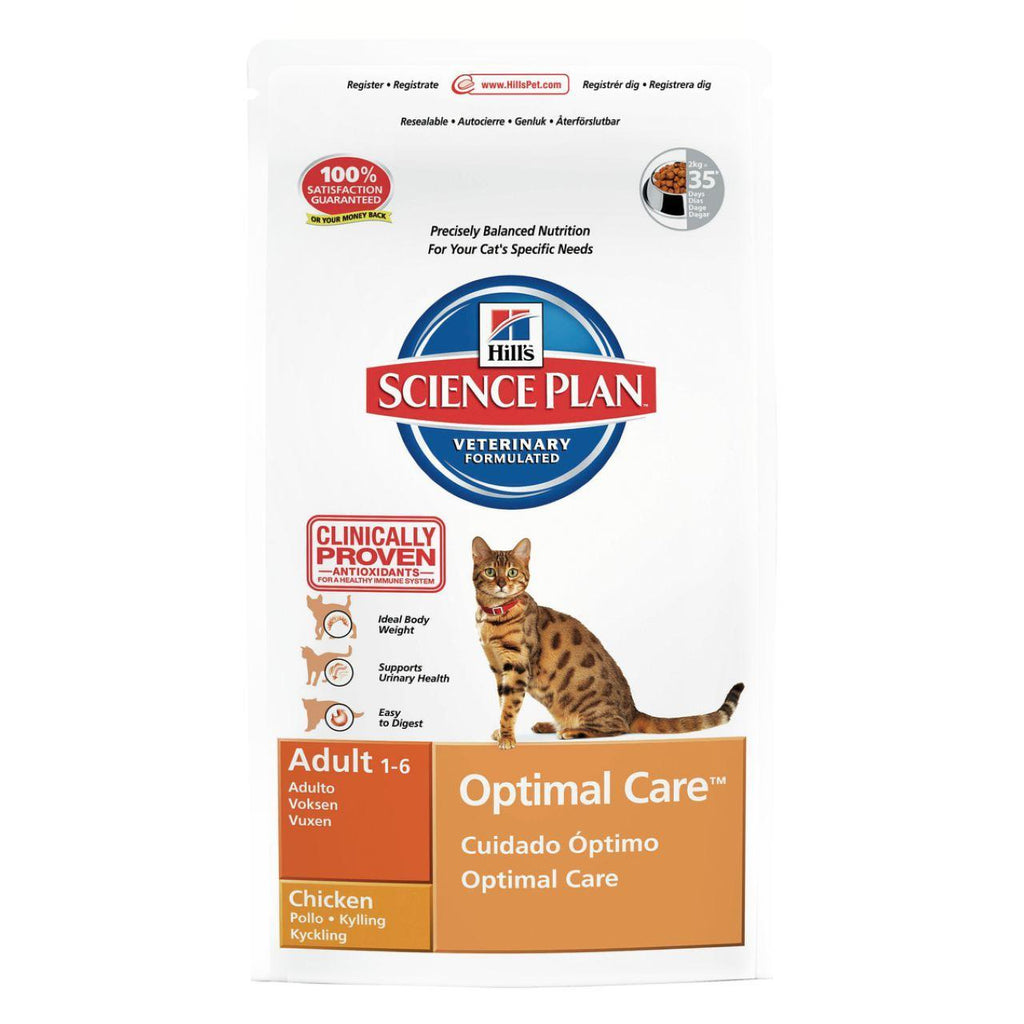 Science Plan - Adult Chicken Optimal Care