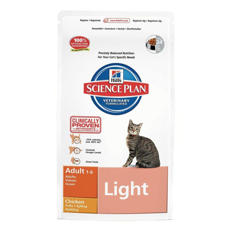 Science Plan Adult Light Chicken