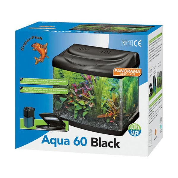 Superfish Panorama 60 Black (55L)
