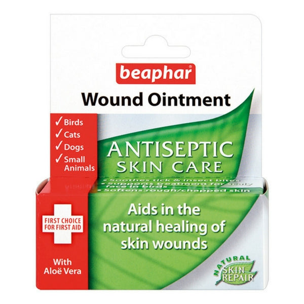 Beaphar Wound Ointment Antiseptic