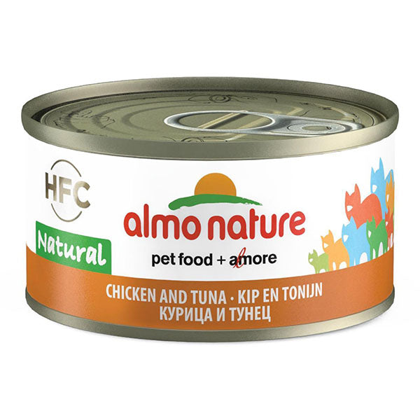 Almo Nature Adult Chicken & Tuna