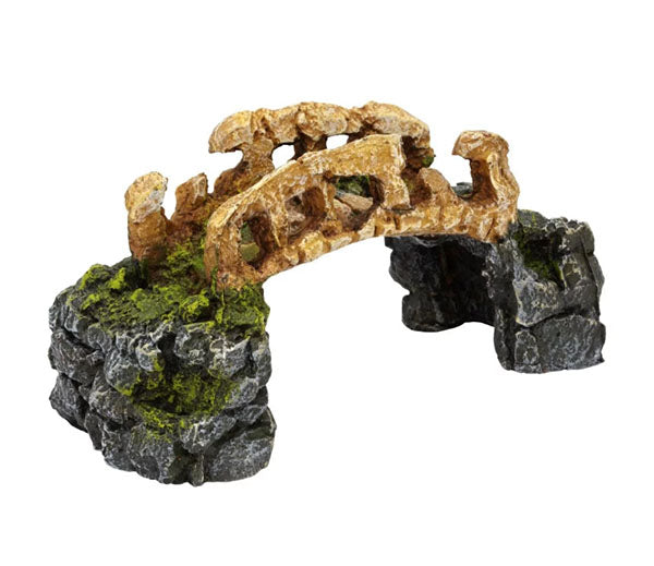Classic Aquarium Ornament Assorted Bridges