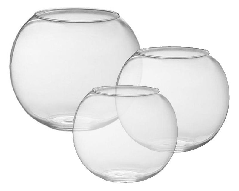 Crisa Glass Bowl