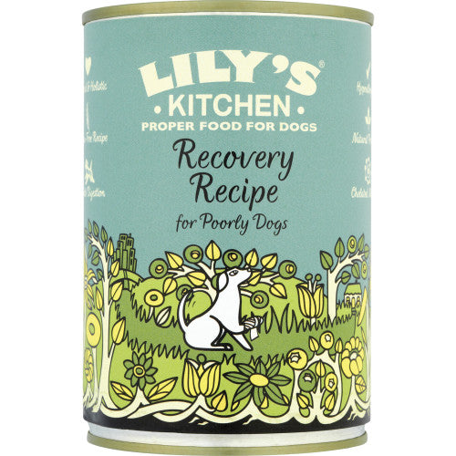 Lily's Recovery Recipe