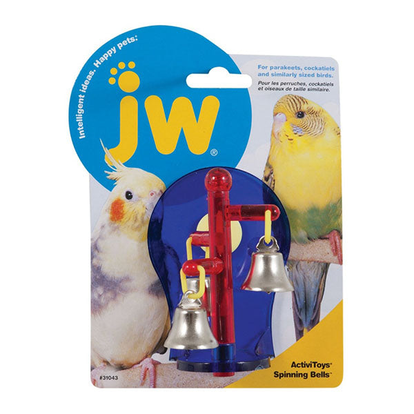 Spinning Bells	Bird Toy