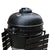 Charcoal Grills 18''/ 22''/24'' BBQ Ceramic Grill Cooker Black/Red