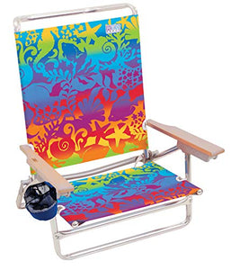 Position Lay Flat Folding  Chair - Coney Island Neon : Sports & Outdoors