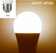 15W Music Control Multicolor Smart Bulb ,Dimmable,No Hub Required RGB Color Changing Bulb , APP Remote Control Home Bluetooth Light Bulb