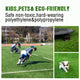 Forest Grass 3.3 FT X 5 FT Artificial Carpet Fake Grass Synthetic Thick Lawn Pet Turf for Dogs Perfect for Indoor/Outdoor, 16.5 sq ft - Forest Grass