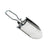 Hot  Outdoor Tools Stainless Steel Garden Tools Folding Portable Hand Shovel Garden Outdoor Camping Trowel