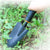 Plastic Handle Gardening Tools Plant Outdoor Shovel Yard Flower Pots Portable Soil Loosening