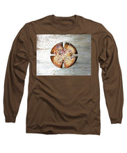 Cut - Long Sleeve T-Shirt
