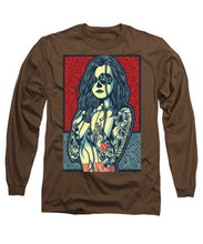 Rubino Cat Woman - Long Sleeve T-Shirt