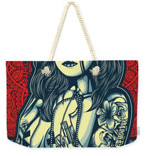 Rubino Cat Woman - Weekender Tote Bag