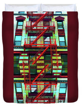 28th And 7th - Duvet Cover
