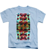 28th And 7th - Kids T-Shirt