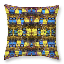 84th And Amsterdam - Throw Pillow