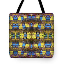 84th And Amsterdam - Tote Bag