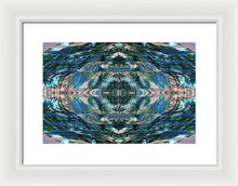 88th And Riverside - Framed Print