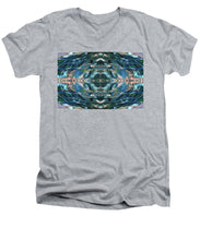 88th And Riverside - Men's V-Neck T-Shirt