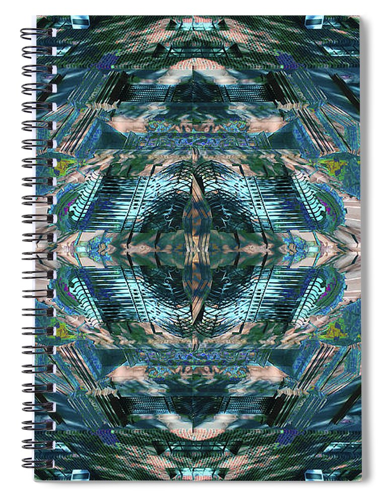 88th And Riverside - Spiral Notebook
