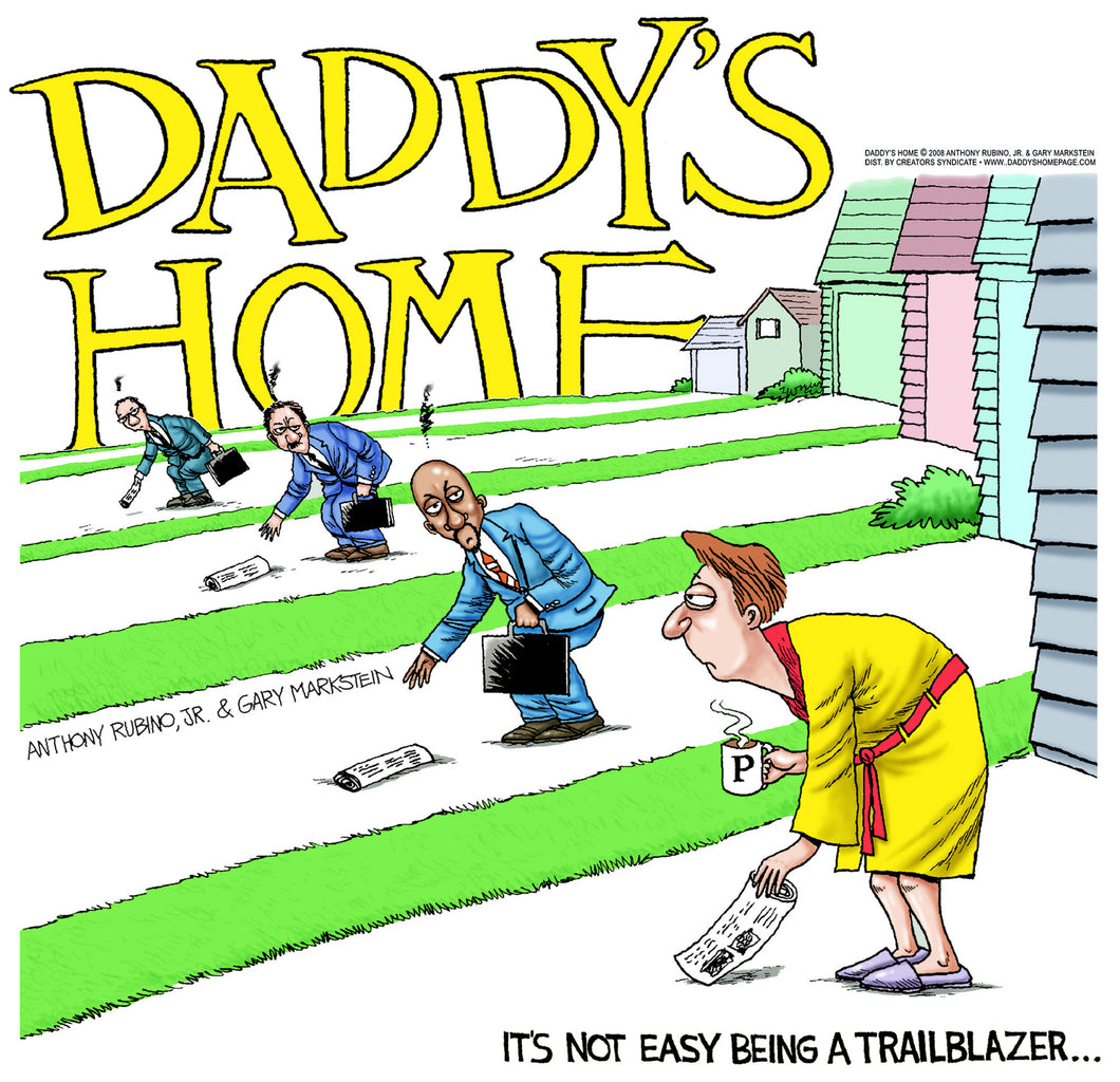 Daddy's Home Driveway
