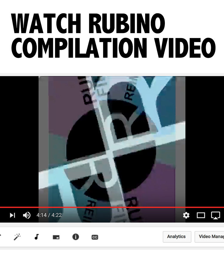 Watch Rubino Compilation Video