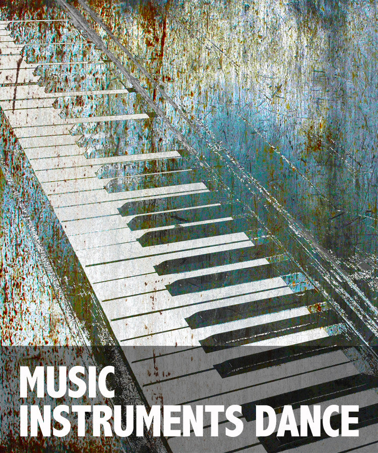 Music Instruments Dance