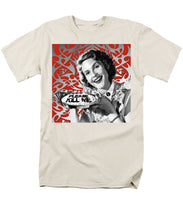 A Housewife Bakes - Men's T-Shirt  (Regular Fit)