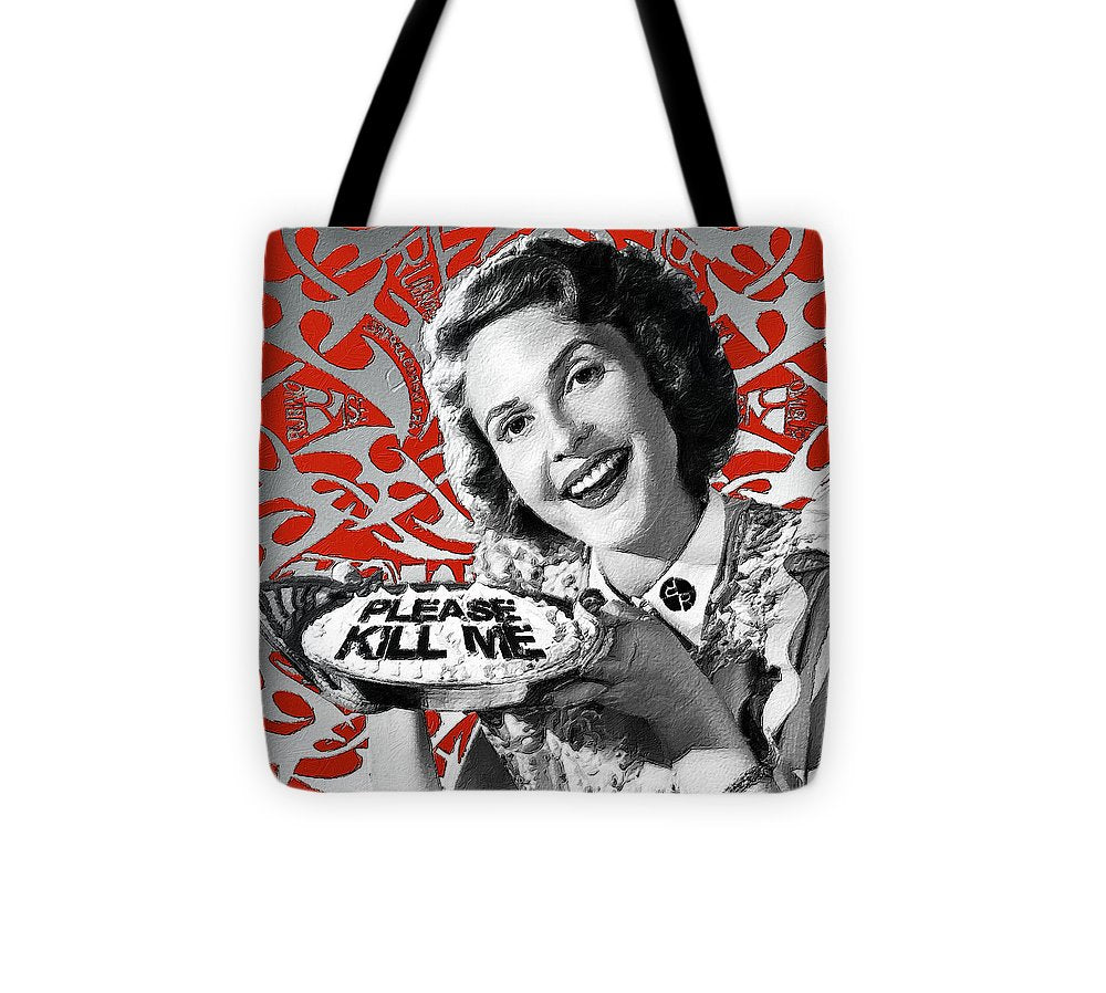 A Housewife Bakes - Tote Bag