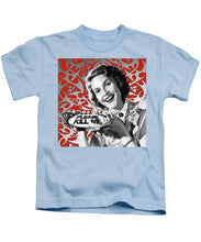 A Housewife Bakes - Kids T-Shirt