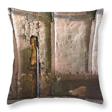 Approaching The Station - Throw Pillow