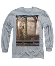 Approaching The Station - Long Sleeve T-Shirt