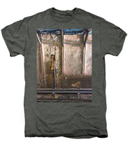 Approaching The Station - Men's Premium T-Shirt