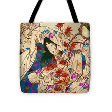 Asian Wind - Tote Bag